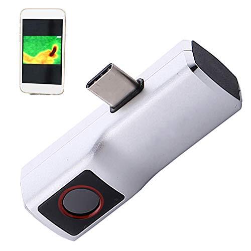 Cacoffay Air OTG Handy-Wärmebildkamera Imager Nachtsicht Infrarot-Imaging Multi-Funktions-Thermographie Temperaturerfassung,Android