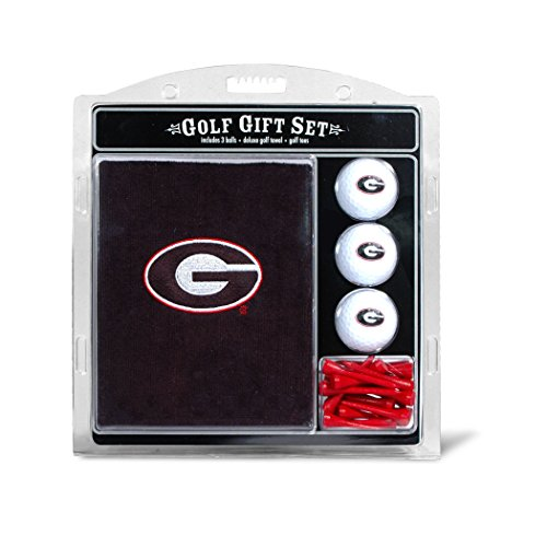 Buy Cheap University of Georgia Embroidered Towel Gift Set