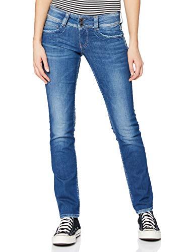 Pepe Jeans Damen Jeans Pepe Jeans, Denim D45, 34W / 34L
