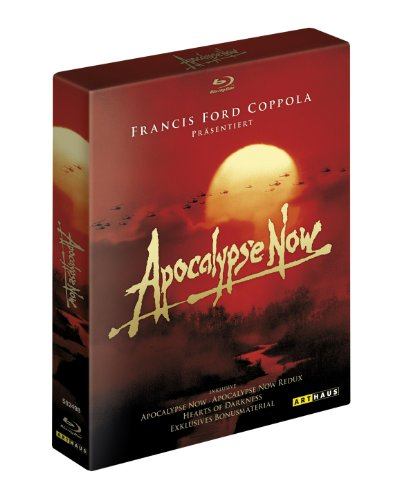Apocalypse Now (inkl. Apocalypse Now / Apocalypse Now Redux / Hearts of Darkness) [3 Blu-rays] [Deluxe Edition]