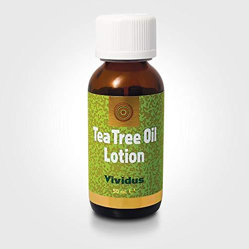 Vividus VTTL Tea Tree Lozione, 50 ml