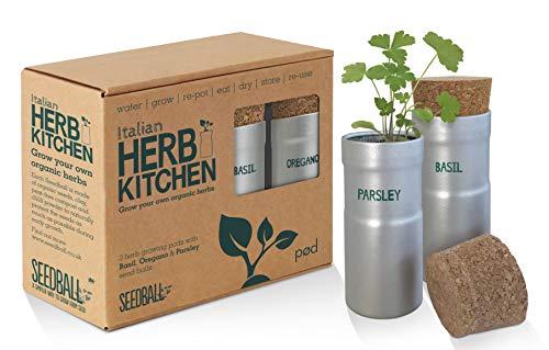 Italian Organic Herb Kitchen Grow K