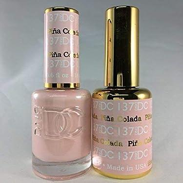 DND DC Duo Gel + Polish - 137 Pina Colada