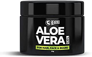 Beardo Aloe Vera Gel For Hair, Face & Beard (50 gm)