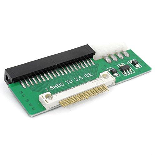 Tipo CF-50P Compact Flash II de 1,8 'a 3,5' adaptador de interfaz IDE de 40 pines macho HD