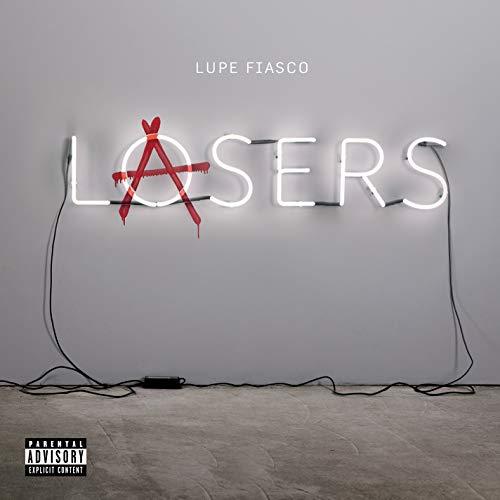 Lupe Fiasco - Lasers [Disco de Vinil]