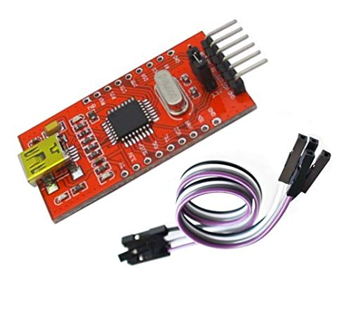 TECNOIOT FT232BL USB to TTL FT232 5V 3.3V Download Cable to Serial...