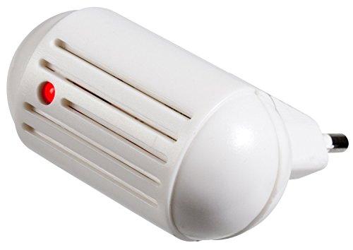 PRECORN insectenverdrijver voor elektrische stopcontact. Muggenbescherming muggenverdrijver met ultrasone merk.