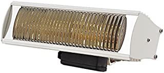 Solaira Cosy SCOSYAW15240W 1500W/240V Outdoor Commercial/Residential Heater, White