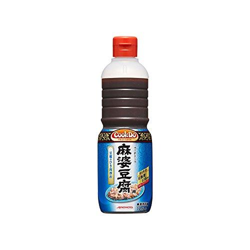クックドゥ 麻婆豆腐用 1Lボトル