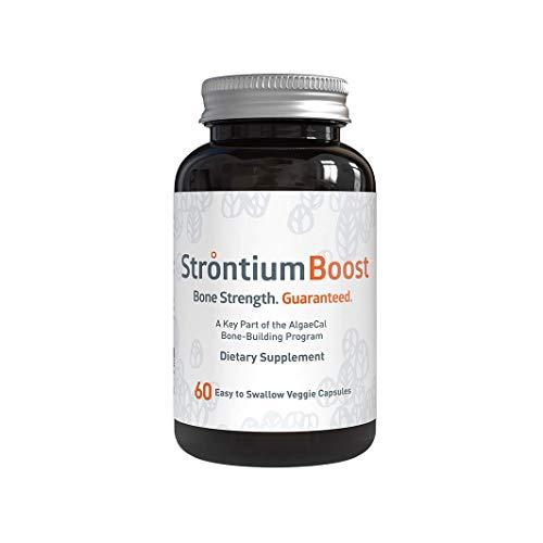 Strontium Boost  Natural Strontium Citrate Supplement (1 Bottle)