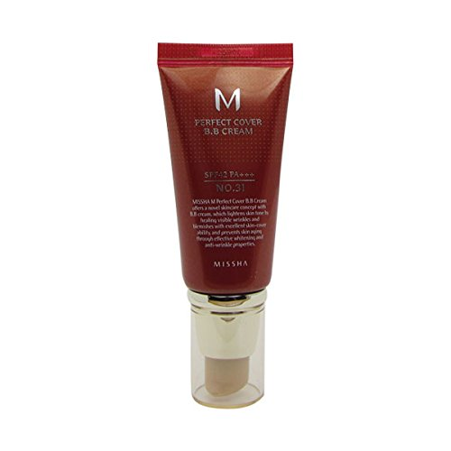 Missha M Perfect Cover BB Cream spf42/Pa + + + No.31Golden Beige 50ml