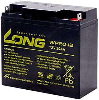 Kung Long / WP20-12 12V用 サイクルバッテリー シールド型 MF (GP12170 PE12V17 NPH16-12T 12m17W HF17-12A 12SSP18互換)