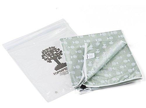 Foppapedretti Lacopertina Funda para Tabla de Planchar, Verde