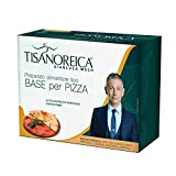 Tisanoreica Base Per Pizza Preparato Alimentare, 4 Bustine