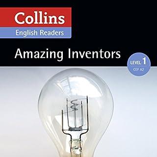 Couverture de Amazing Inventors