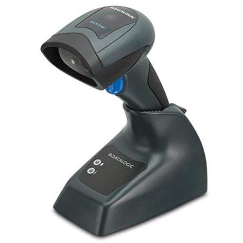 Datalogic Qm2131-bk-433K2Quick Scan scanner Mobile kit, 433MHz, RS-232, Linear Imager, Noir