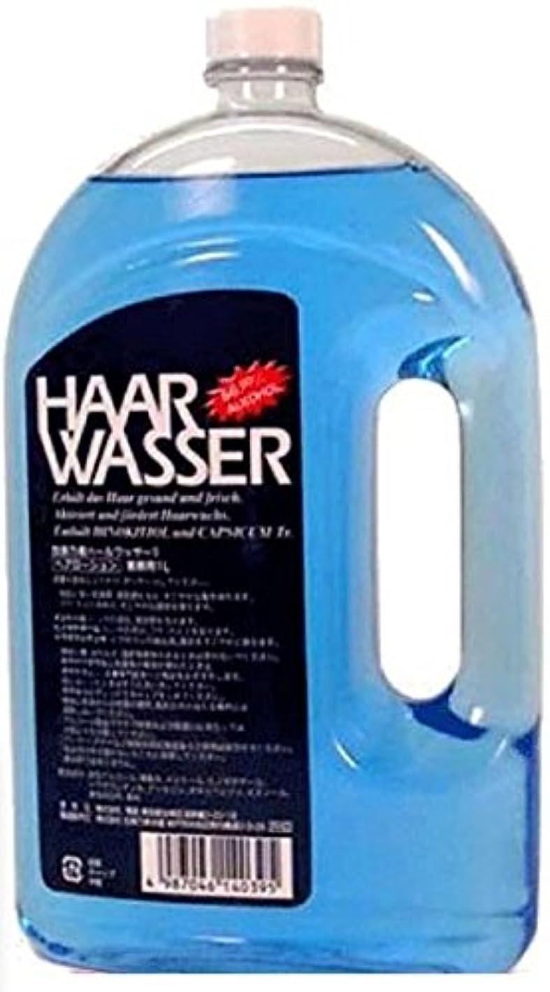 奨励大きなスケールで見ると海里加美乃素 ハールワッサー ヘアローション レフィル 1000ml