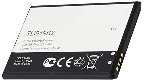 Bateria Compatible con TLi019B2/TLi019B1 para Alcatel One Touch Pop C7 - OT-7040/7040D/OT-7041/OT-7041D Dual/Pop Star/Orange Roya/CAB1900003C2