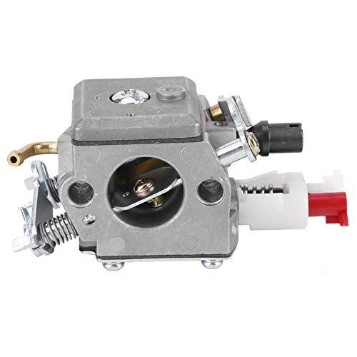 zhuolong Carburador de Aluminio Carb reemplazo Apto para Husqvarna 353357 357XP 359XP 359 Herramienta de jardinería