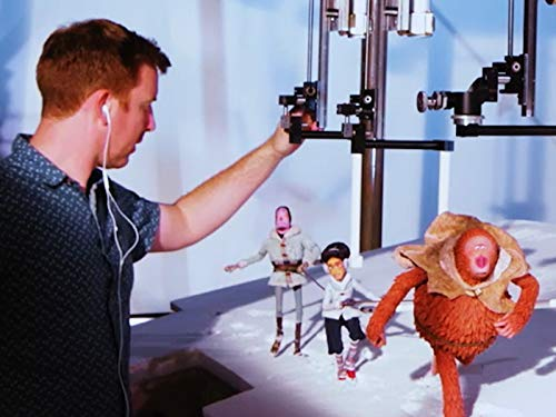 How Stop-Motion Movies Are Animated At The Studio Behind 'Missing Link'