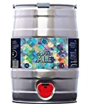 Severn Brewing LTD | Copper Ale Mini Keg 5L | 9 Pints of Refreshing Cotswolds Ale