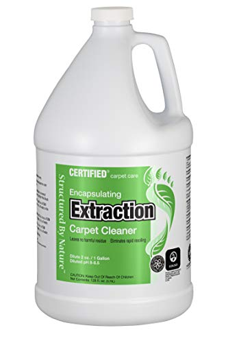 Nilodor Encapsulating Carpet Extraction Cleaner Concentrate, 1 Gallon (128SBN EXT)
