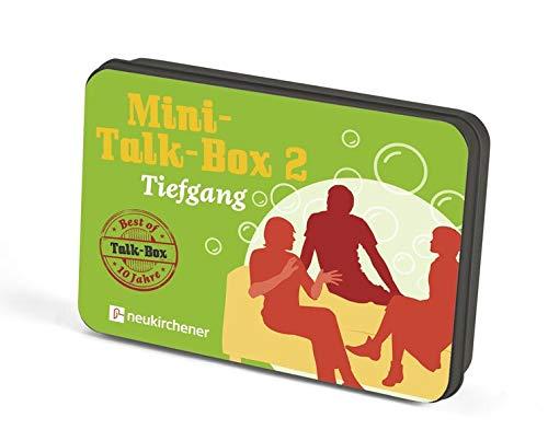 Mini-Talk-Box 2 - Tiefgang: Best of Talk-Box - 60 Impulse