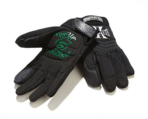 West Coast WCC Choppers Biker Handschuhe schwarz-M