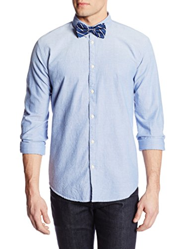 Scotch & Soda - Chemise Casual - Manches Longues Homme - Multicolore - Mehrfarbig (Dessin A) - FR : Xx-Large (Taille Fabricant : Gr. Xx-Large 46 Cm) (