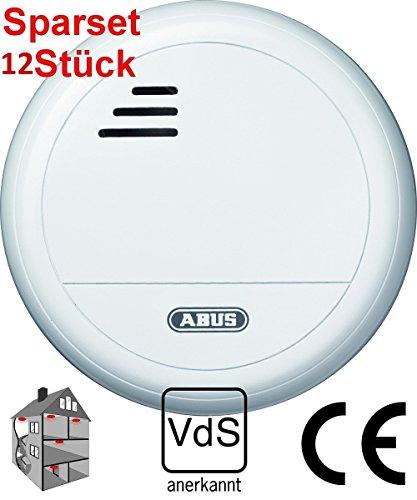 ABUS RM10–Rauchmelder 9V