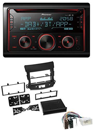 mächtig der welt caraudio24 Pionier FH-S820DAB 2DIN DAB MP3 Bluetooth USB CD Autoradio Citroen C Crosser…