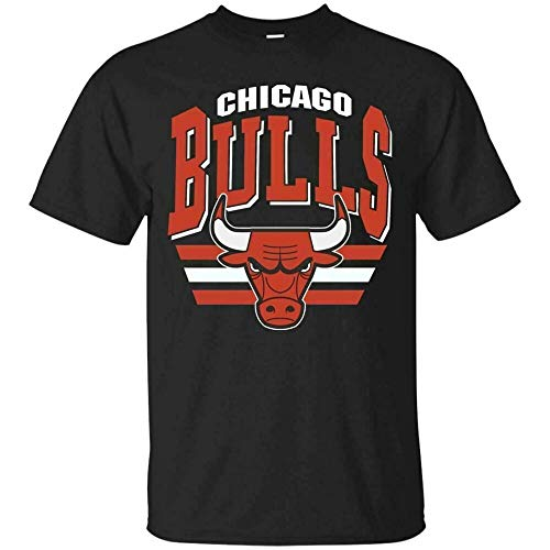 Chicago Bulls T-Shirt Chicago Bulls Basketball Team Men's T Shirt tee s-5XL WM83