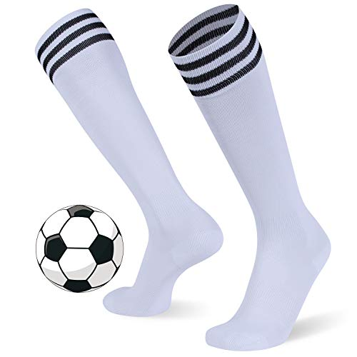 Rugby Socks White Floral Plan Personal Soccer Socks For Soccer Baseball Softball Hockey Lacrosse Volleyball
