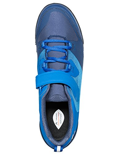 Vaude Herren Men's Tvl Pavei Radreise Schuhe, Blau (Glacial Stream 893), 40 EU - 7