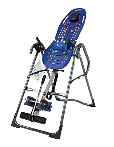 Discover Bargain Teeter EP-970 Ltd Inversion Table (Renewed)