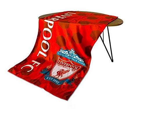 MCLAOSI Football Club Fans Sports Towel - Ultra Absorbent and Quick Dry Beach Towel (55