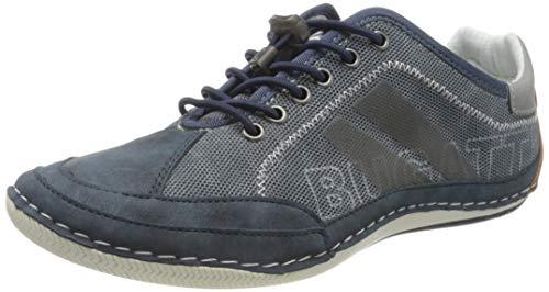 bugatti Herren 321480095000 Sneaker, Blau, 44 EU