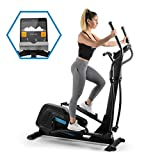 Capital Sports Helix Pro Cross-Trainer mit Trainingscomputer Heimtrainer (Bluetooth,...