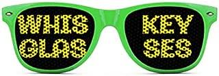 Whiskey Glasses - Funny Wayfarer Sunglasses - Multiple Colors Available
