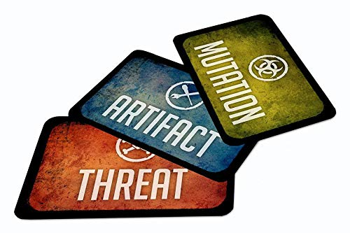 Mutant: Year Zero Card Deck 050023 by Modiphius
