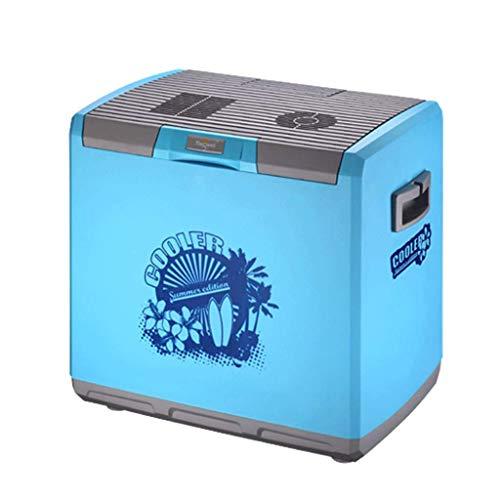 GUOCAO Calefacción y Caja for los Coches, 30 l, de Doble Uso de enfriamiento, refrigeración, calefacción Refrigeradores