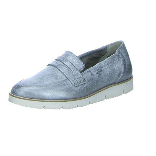 Paul Green Damen Slipper 2188-029 Silber 286142