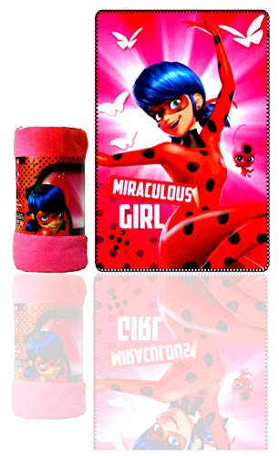 manta ladybug fabricante Miraculous