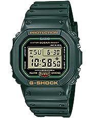 [カシオ] 腕時計 ジーショック DW-5600RB-3JF メンズ グリーン