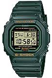 カシオ 腕時計 ジーショック DW-5600RB-3JF メンズ グリーン
