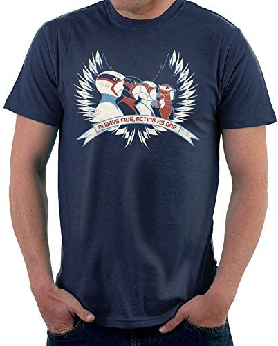 Battle of the Planets team G Force Gatchaman  Short Sleeve Tee