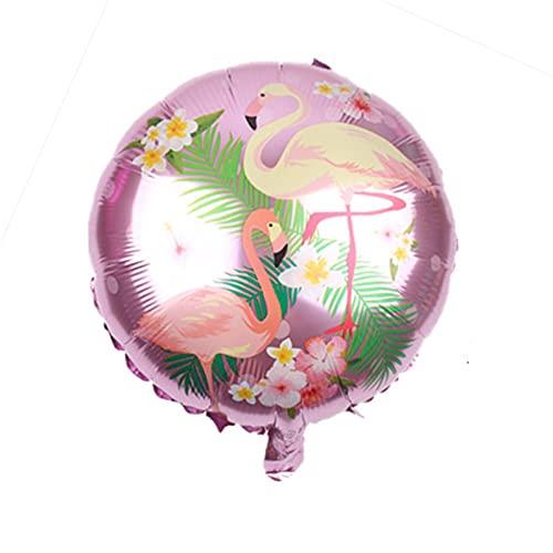 JSJJATQ Globos 1/2 / 5pcs 18 Pulgadas de Dibujos Animados de Dibujos Animados niños niños Fiesta de cumpleaños decoración de Aluminio Papel Globo Baby Show Globos (Ballon Size : 5pcs, Color : 15)