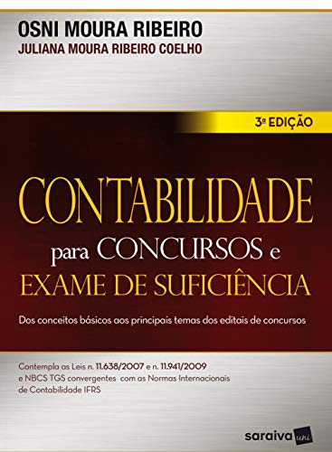 Contabilidade para concursos e exame de suficiência