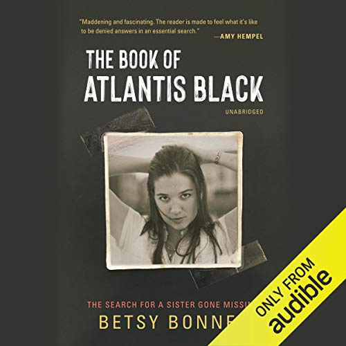 The Book of Atlantis Black  By  cover art
